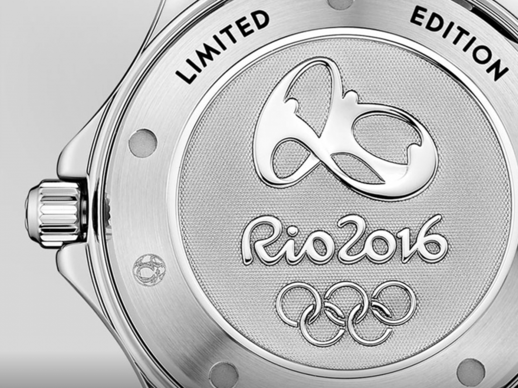 UhrenMaster.de: OMEGA SE Rio2016